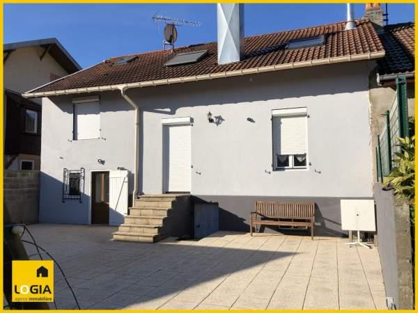 acheter maison 7 pièces 135 m² raon-l'étape photo 1