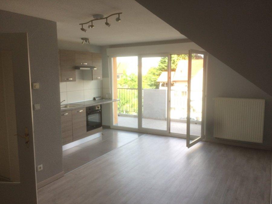 Appartement à louer F2 à Rountzenheim