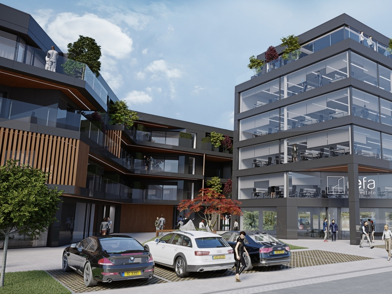 acheter penthouse 3 chambres 149.13 m² helmsange photo 7
