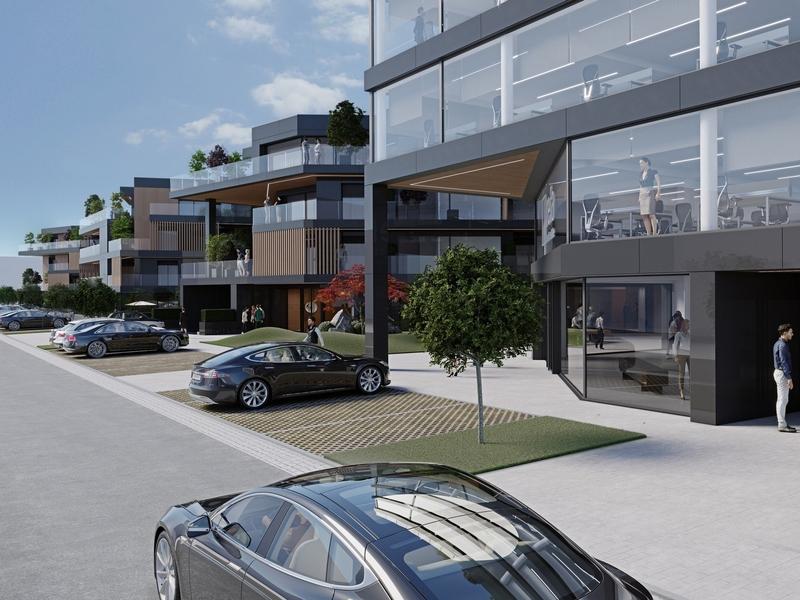 acheter penthouse 3 chambres 149.13 m² helmsange photo 6