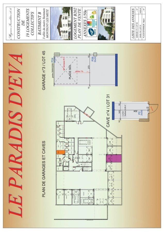 acheter appartement 3 pièces 63.96 m² montigny-lès-metz photo 4