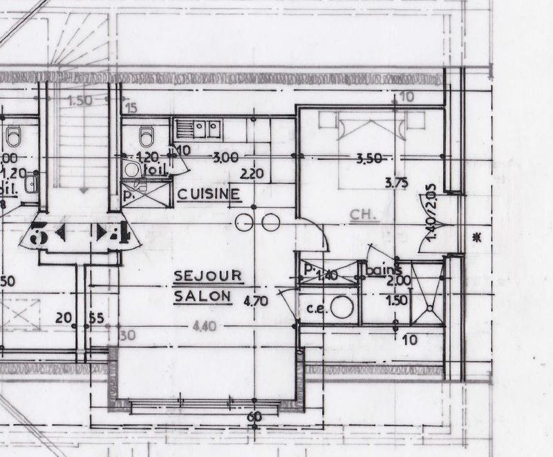 acheter appartement 2 pièces 46 m² la bresse photo 1