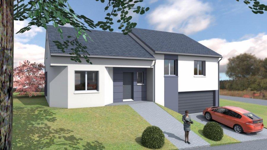 Maison individuelle en vente folkling 0 m 211 700 for Acheter une maison en lotissement
