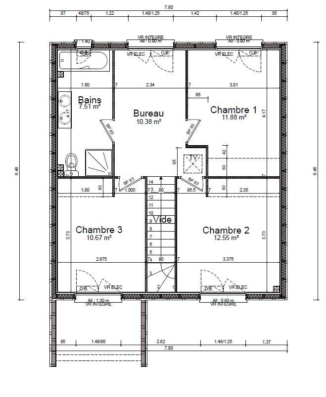 acheter maison 4 pièces 100 m² nancy photo 7