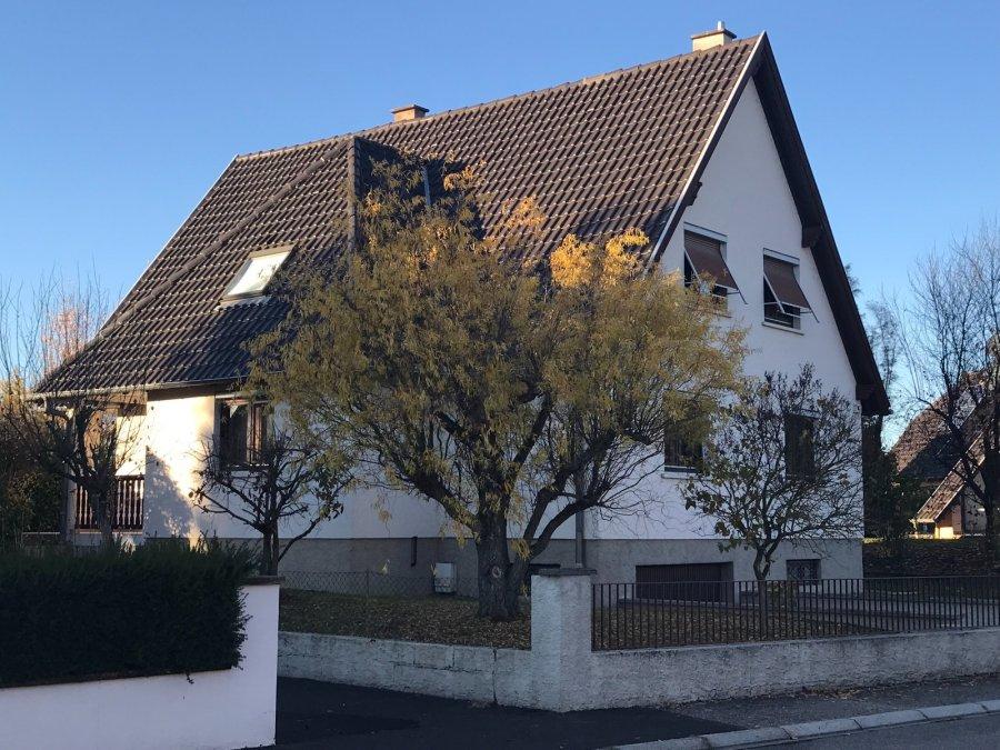 Maison individuelle à vendre F8 à Lingolsheim