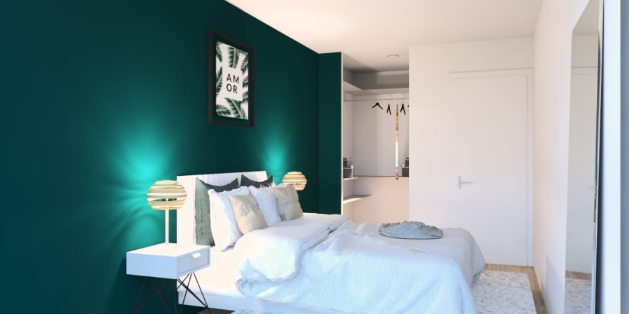 Appartement à vendre F3 à Le clos Barthélémy