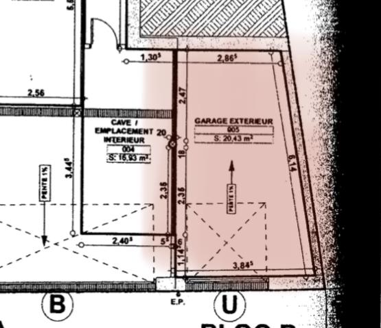 acheter garage fermé 0 chambre 20.43 m² luxembourg photo 1