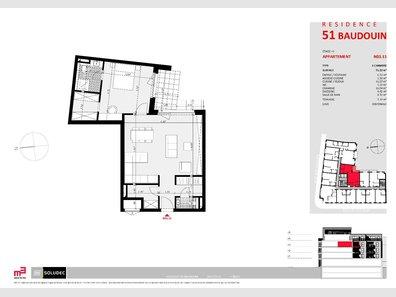 Appartement à vendre 1 Chambre à Luxembourg-Hollerich - Réf. 6696372
