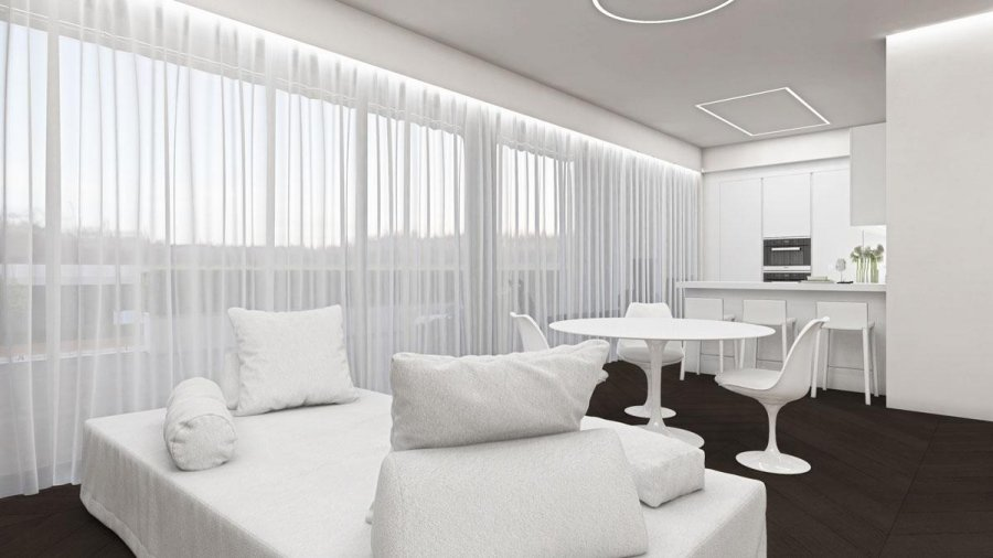 acheter appartement 1 chambre 71.85 m² bertrange photo 4