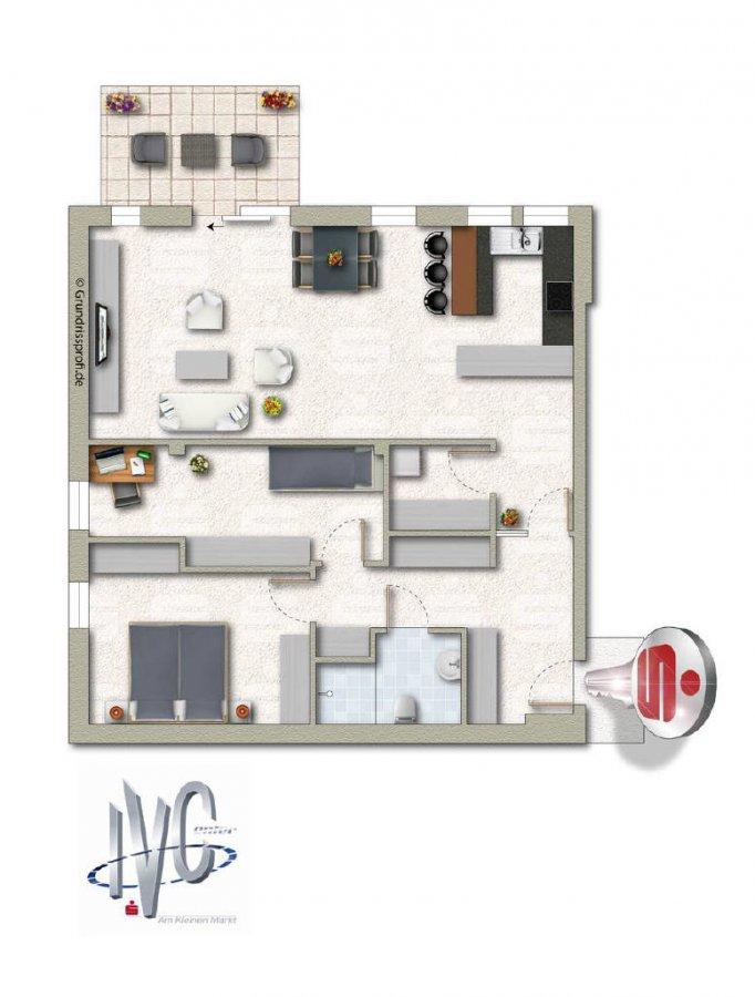 acheter appartement 3 pièces 91.78 m² überherrn photo 1