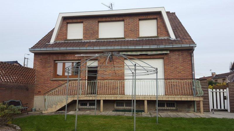 Maison individuelle en vente waziers 130 m 204 000 for Acheter maison individuelle nord