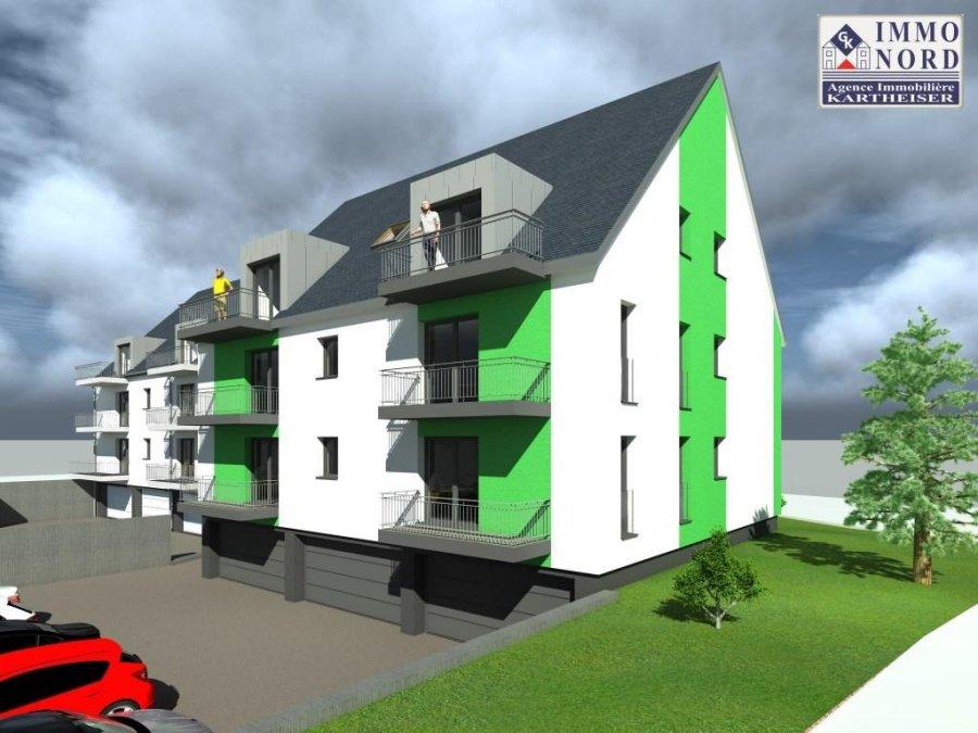 acheter appartement 1 chambre 64.65 m² hupperdange photo 2