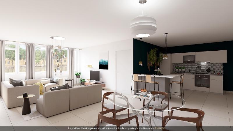 apartment for buy 5 rooms 124 m² metz photo 2