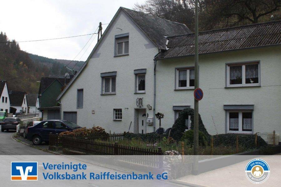 doppelhaushälfte kaufen 5 zimmer 110 m² traben-trarbach foto 1