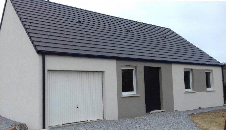 Maison individuelle en vente longnes 80 m 140 339 for Maison individuelle a acheter
