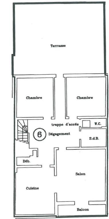 acheter appartement 3 pièces 105 m² stuckange photo 4