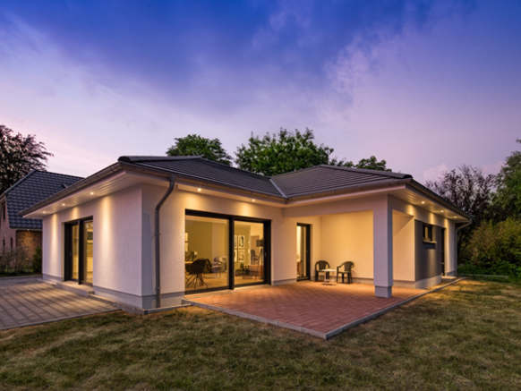 bungalow kaufen 4 zimmer 142.5 m² spangdahlem foto 2