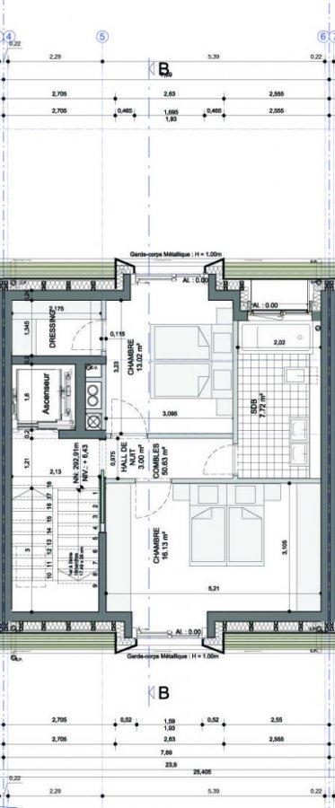 acheter maison mitoyenne 3 chambres 160 m² bettembourg photo 7
