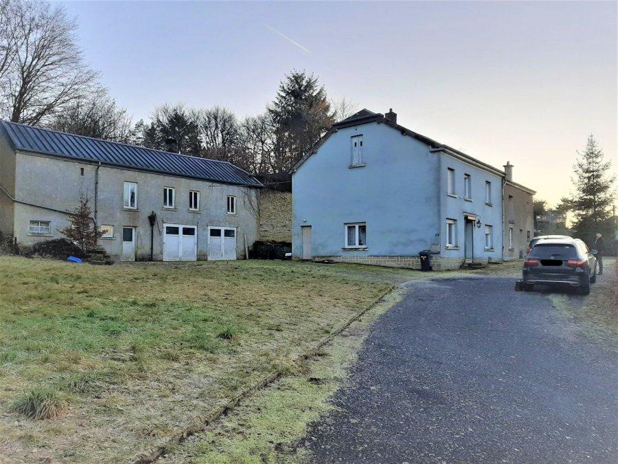 Maison individuelle à vendre 3 chambres à Harlange