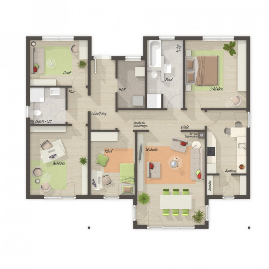 haus kaufen 5 zimmer 127 m² wincheringen foto 5