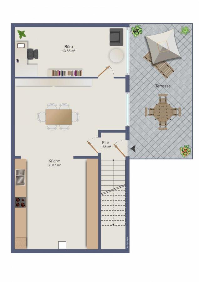 wohnung kaufen 3 zimmer 118 m² trier foto 2