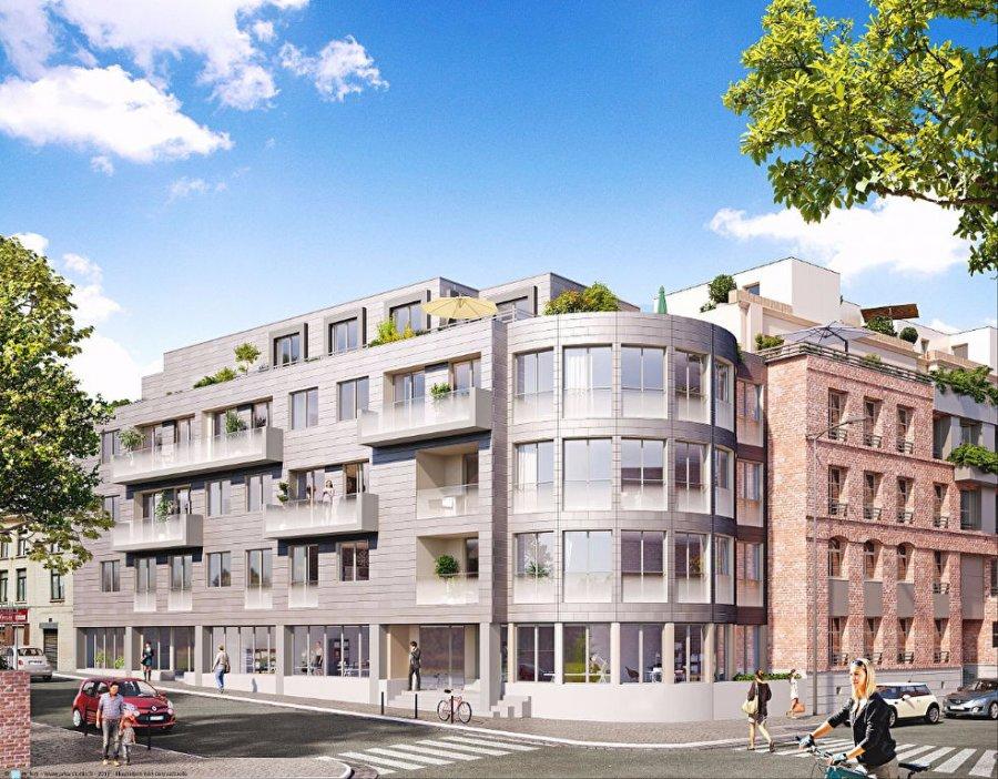 acheter appartement 4 pièces 104.9 m² lille photo 1