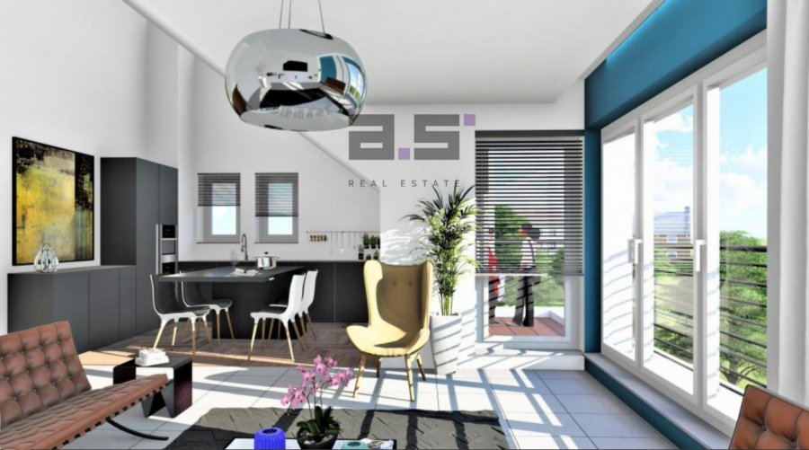 Appartement à vendre 2 chambres à Kaerjeng