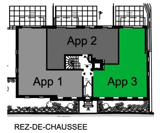 acheter appartement 2 chambres 82 m² sandweiler photo 6