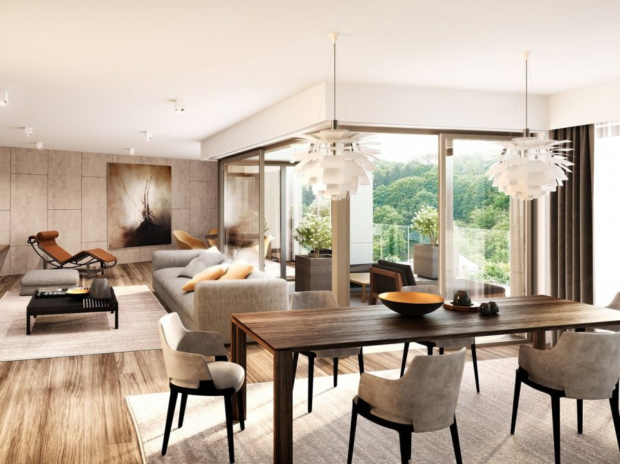 acheter penthouse 3 chambres 185 m² luxembourg photo 1