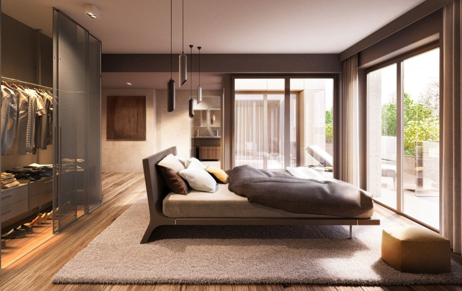 acheter penthouse 3 chambres 185 m² luxembourg photo 2