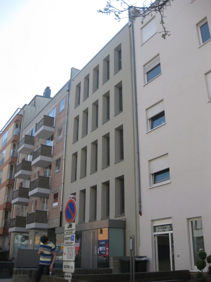 louer bureau 0 chambre 107.33 m² luxembourg photo 1