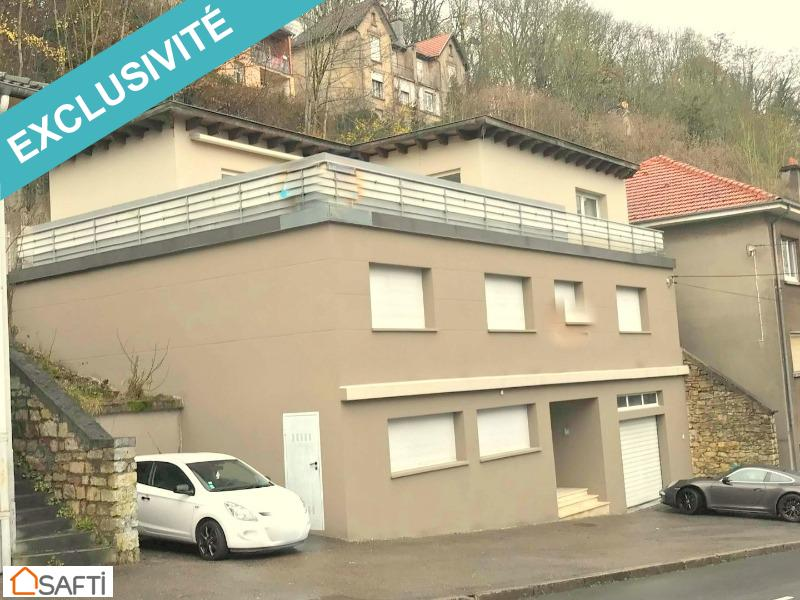 acheter maison 6 pièces 180 m² longwy photo 1