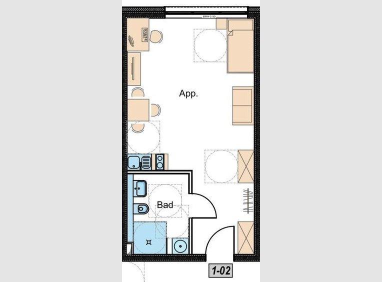 Wohnung zum Kauf 1 Zimmer in Nittel (DE) - Ref. 7072452