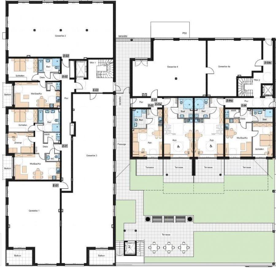 wohnung kaufen 1 zimmer 40.01 m² nittel foto 5