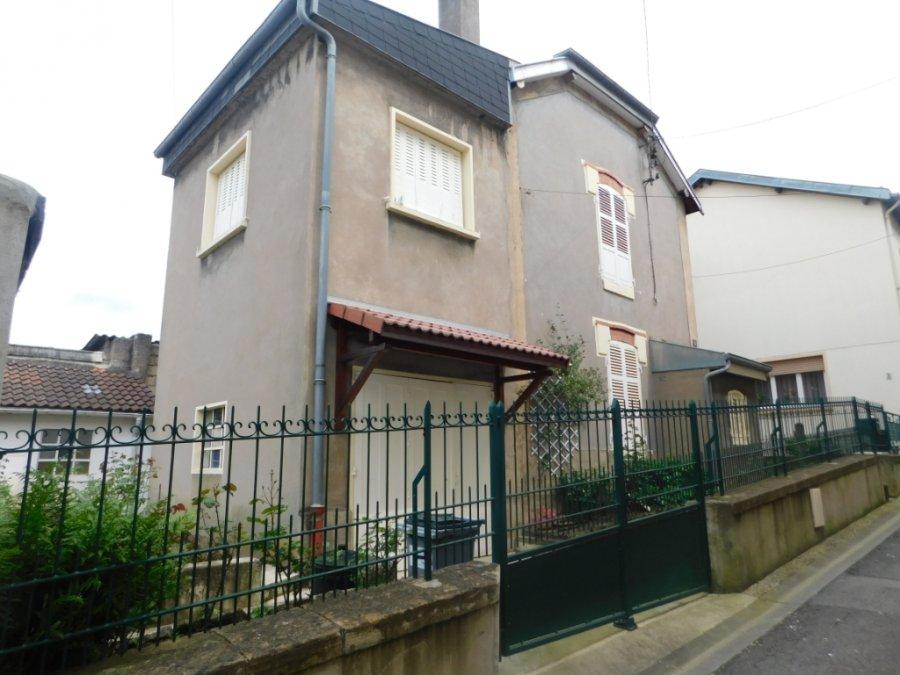 acheter maison 7 pièces 104 m² homécourt photo 1