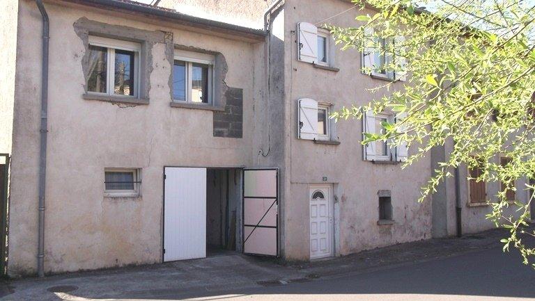 Maison mitoyenne à vendre F4 à Apach