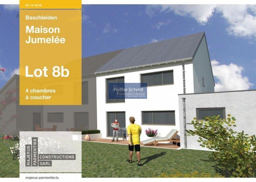 acheter maison jumelée 4 chambres 149 m² baschleiden photo 4