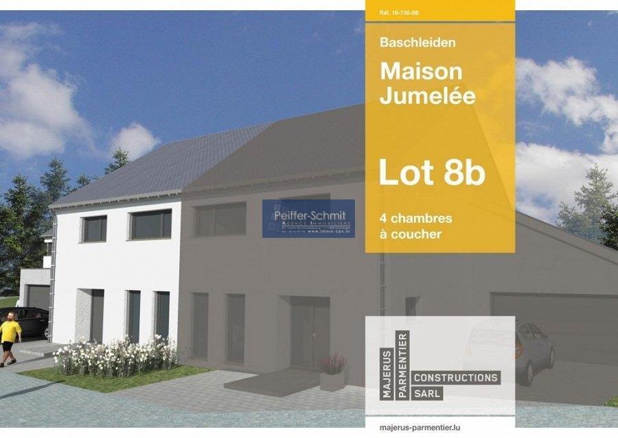 acheter maison jumelée 4 chambres 149 m² baschleiden photo 3