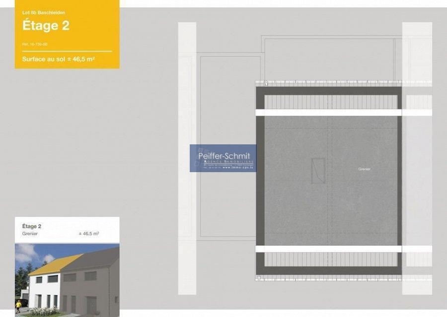 acheter maison jumelée 4 chambres 149 m² baschleiden photo 6