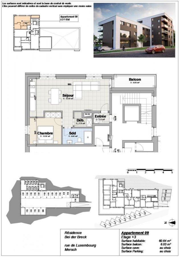 Appartement à louer 1 chambre à Rollingen