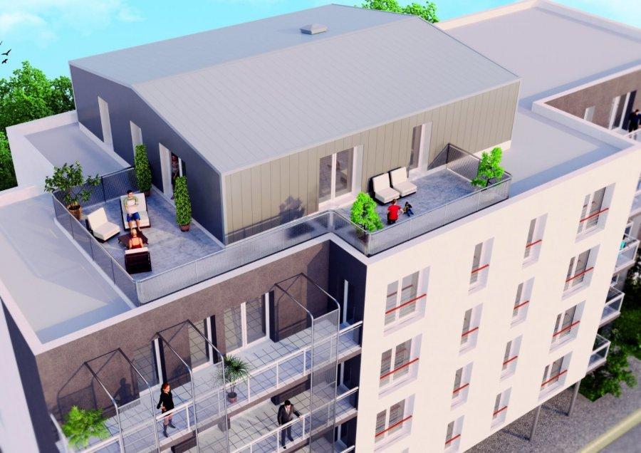 acheter appartement 3 pièces 63.69 m² saint-nazaire photo 2