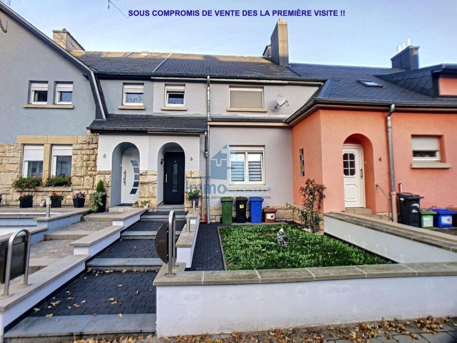 acheter maison 3 chambres 100 m² esch-sur-alzette photo 1