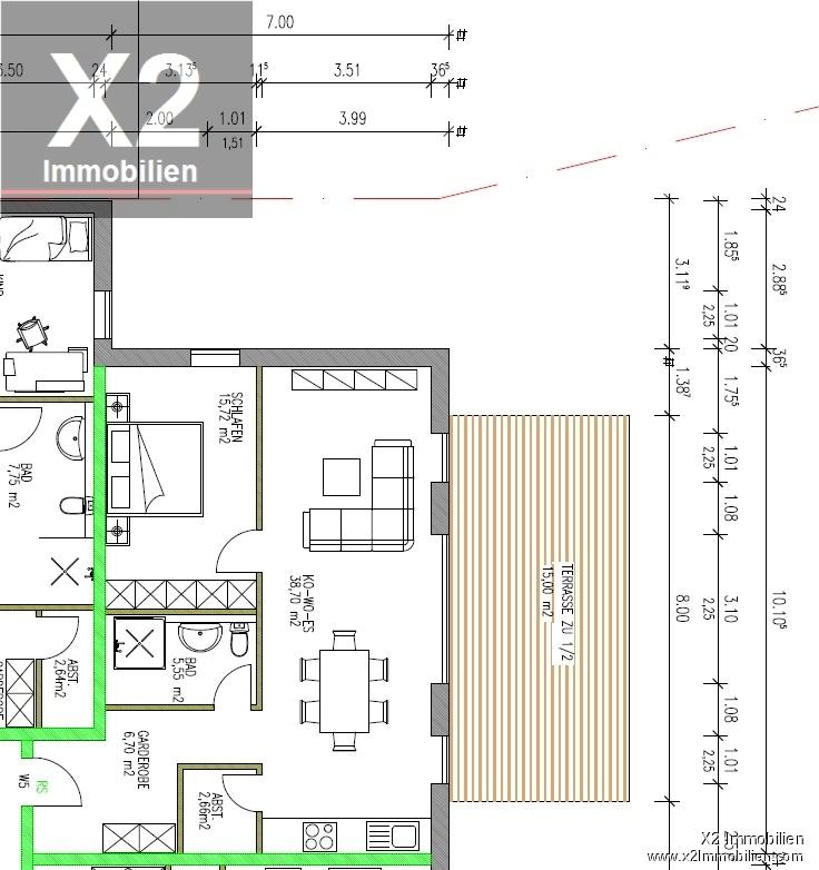 wohnung kaufen 2 zimmer 84.33 m² trier foto 2