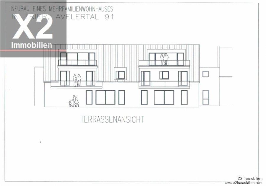 wohnung kaufen 2 zimmer 84.33 m² trier foto 1