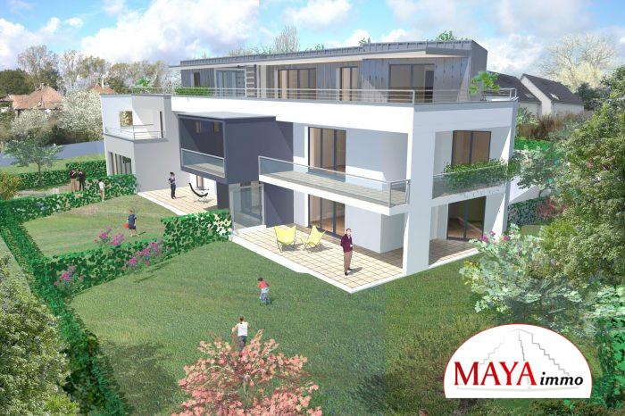 ▷ Appartement en vente • Bartenheim • 71 m² • 239 056 €   immoRegion