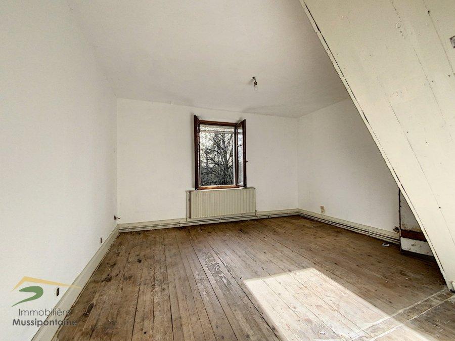 Maison à vendre F8 à Limey remenauville