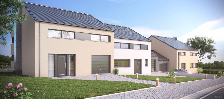 acheter maison jumelée 3 chambres 163 m² deiffelt photo 1