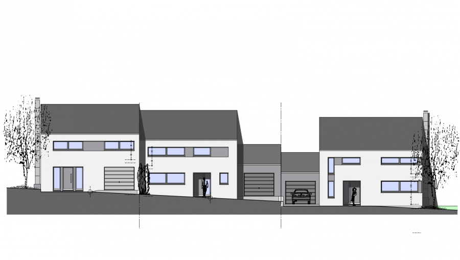 acheter maison jumelée 3 chambres 163 m² deiffelt photo 3