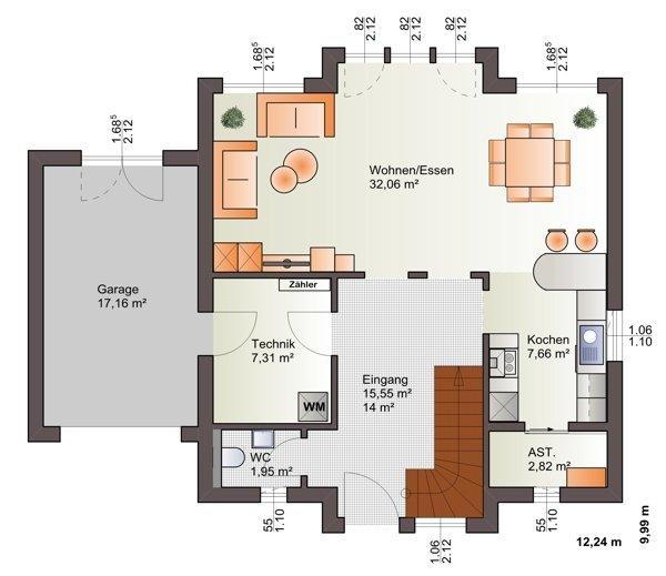 acheter maison 4 chambres 161 m² senningen photo 3