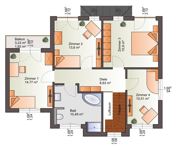 acheter maison 4 chambres 161 m² senningen photo 4
